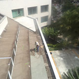 Impermeabilização de terraco