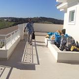 Impermeabilização de varanda